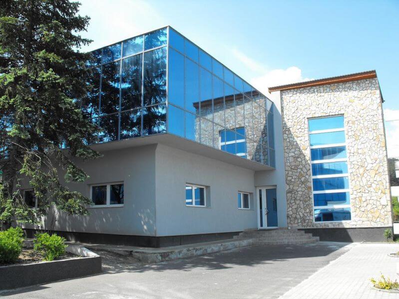 Üvegezés Miskolc és környéke, üvegfal referenciák 06